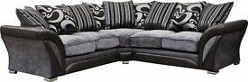 *SALE* BRAND NEW FACTORY SEALED - SHANNON CORNER SOFA or 3+2 SOFA £379.99