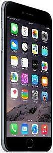 iPhone 6 Plus 64 GB Space-Grey Fido -- 30-day warranty and lifetime blacklist guarantee