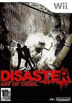 Disaster - Day Of Crisis | Wii | iDeal