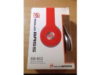 Brand New Boxed Headphones in White £5