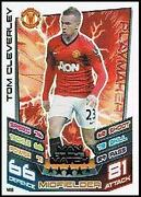 Match Attax 12 13 Manchester United