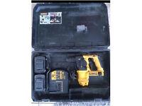 Dewalt DC223 24v cordless SDS Drill