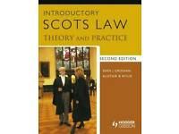 Scots Law book