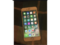 iPhone 6 Plus, 64GB Gold, Unlocked mint conditions