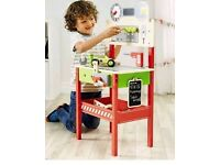 Childrens tool bench