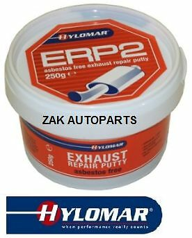 HYLOMAR ERP2 EXHAUST REPAIR PUTTY PASTE ASSEMBLY JOINT GASKET LEAK 250G *NEW*