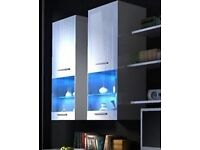 Wall Hanging Cabinet white new living room bedroom kitchen