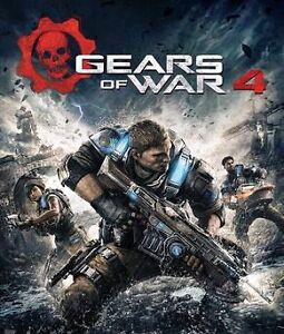 Gears of War 4 Download Code Cabramatta Fairfield Area Preview
