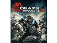 Gears of War 4 Windows 10 and xbox one