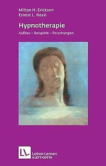 Hypnotherapie. Aufbau, Beispiele, Forschungen (Leben Ler... | Buch | Zustand gut