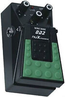 Overdrive pedal vintage OD2 NUX New,On Sale Store Closing