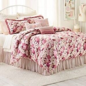 Lauren Conrad Twin Comforter Set London Ontario image 1