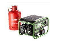 LPG (Gas) Generator Calor