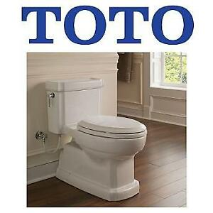 NEW TOTO ECO ONE PIECE TOILET - 122795328 - GUINEVERE W/ SANAGLOSS