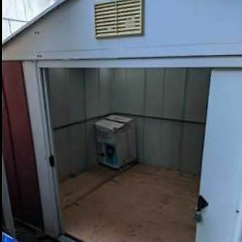 Dry shed