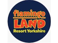 Flamingo land trips July 28th and 31st ticket and travel
