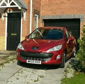 REDUCED Peugeot 308 sport 120 1600 petrol LOW MILEAGE