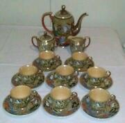 Hand Painted China Set