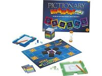 Pictionary Mania Board Game by Mattel