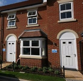2 Bed House with Garden to Rent on new Housing Estate