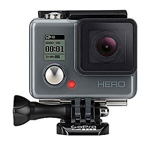 Go Pro Hero   in the box !!!!  With a SD card
