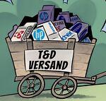 t.d.versand