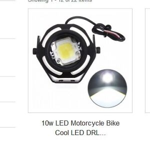Try Cool LED DRL Driving Fog