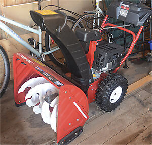 Snow Blower - Hardly Used