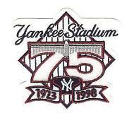 Yankee Stadium Patch