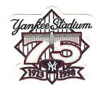 Yankee Stadium Patch