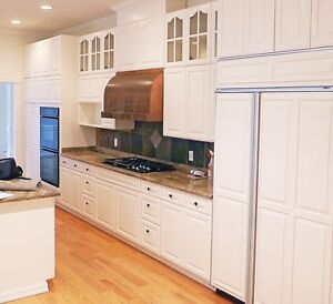 Kitchen cabinets painting refinishing painters for Kitchen cabinets kijiji