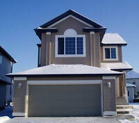 Beautiful 2 story,3 bedroom Attached Garage House- Rent in Leduc