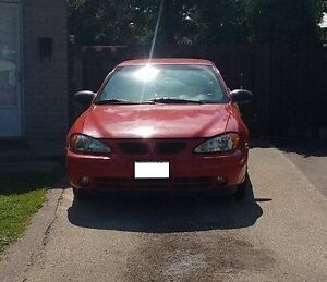 2005 Pontiac Grand Am - Good for parts