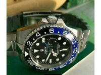 Rolex gmt master 2 batman