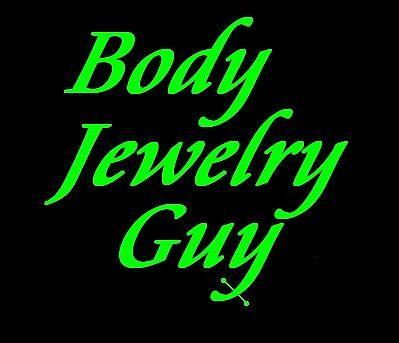 Body Jewelry Guy
