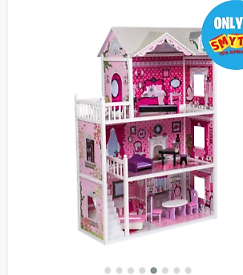 Isabelle Doll House