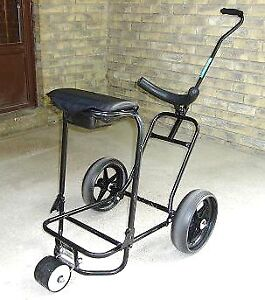 Comfort Caddy - Folding Golf Cart with Seat (used)