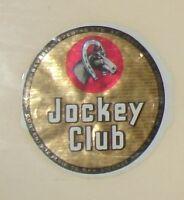 Jockey Club Beer Items from Newfoundland