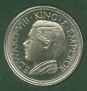 King Edward VIII Coin