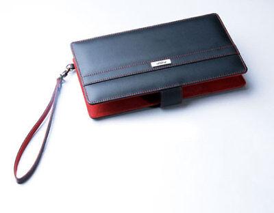 Leder-Tasche für Viliv X70EX UMPC usato  Spedire a Italy