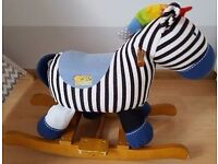 Zebra Rocker USED in VERY GOOD CONDITION