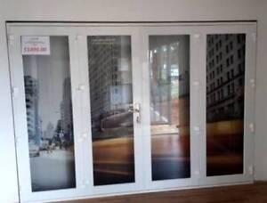 ALUMINIUM BIFOLD DOOR, 2950X2100h, 4 PANEL Adelaide CBD Adelaide City Preview