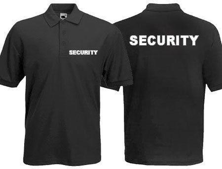 199083c9 Security Polo Shirt | eBay