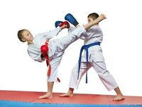 YOUTH KARATE - FALL REGISTRATION NOW OPEN