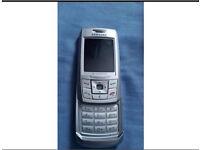 Samsung E250 Vodafone