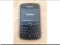 Blackberry Curve 9360 - Black (Unlocked) Smartphone & Official BB Soft Shell Case