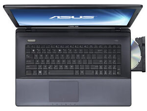 Asus K75D 17 inch mint condition