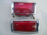 Lincoln Continental tail lights