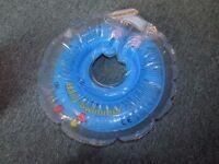 Baby swimmer, swimming ring