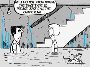 Crack Injection / Basement Waterproofing Experts